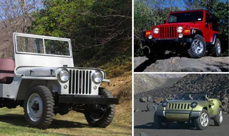 Jeep  7 aperturas