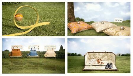 """""""Vive la vie"""", la última campaña publicitaria de Hermès"""