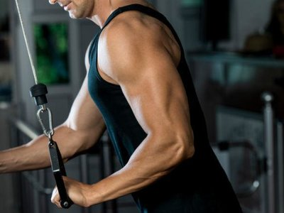 Desarrolla tus brazos trabajando tríceps con TRX