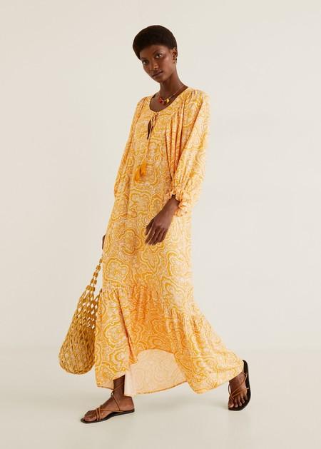 Vestido Verano Rebajas Mango 11