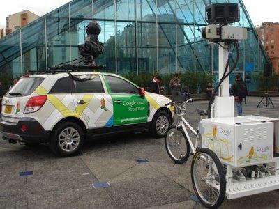 Google celebra el décimo aniversario de Street View