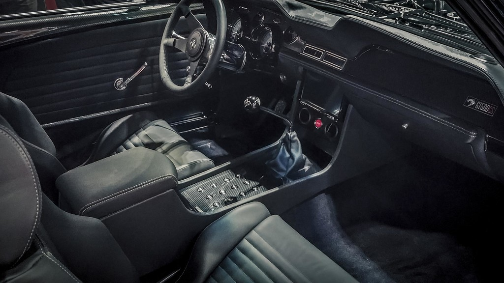 Ford Mustang Gt500cs 3