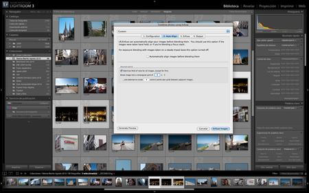 LR/Enfuse, Plugin para Lightroom para fusionar fotografías con diferentes exposiciones