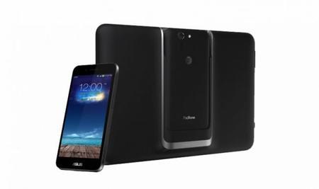 Padfone X, el nuevo smartphone convertible de Asus