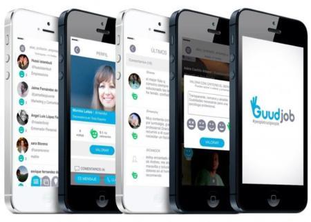Entrevista a los creadores de Guudjob, App para iOS ganadora de los App Date Awards de 2014