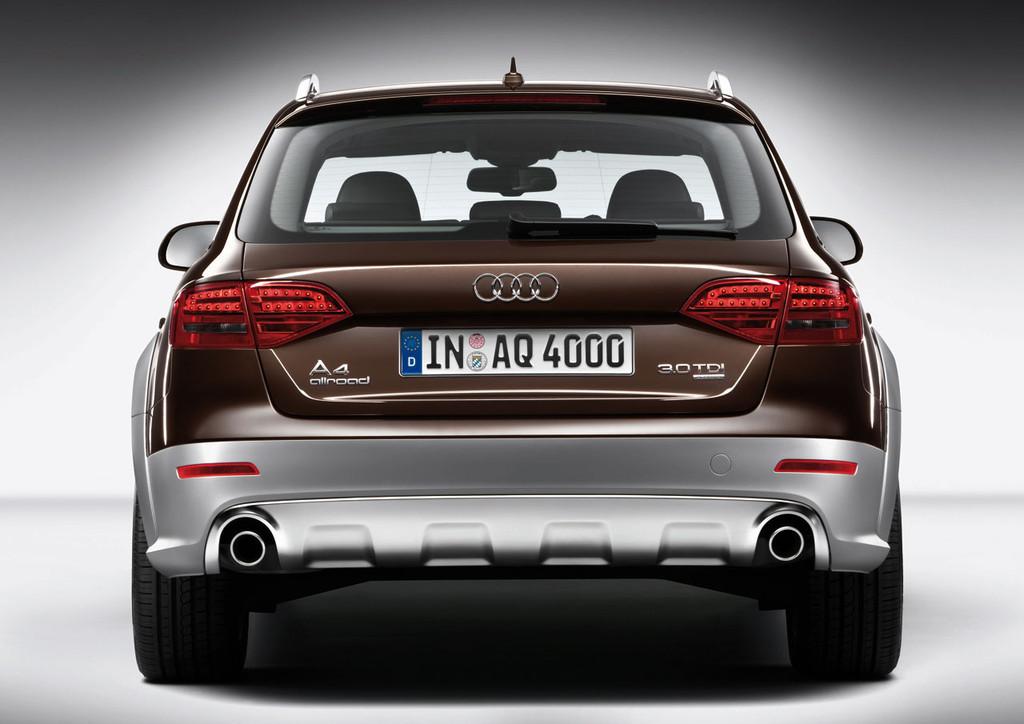 Foto de Audi A4 allroad quattro (4/6)