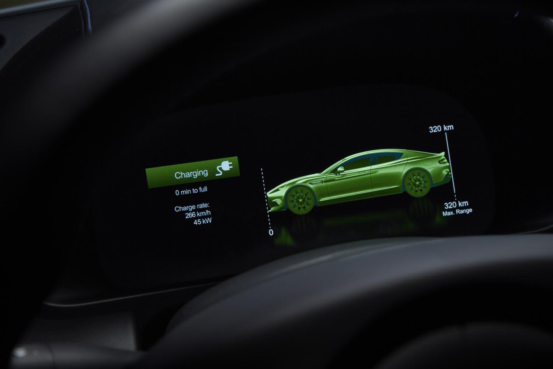 Foto de Aston Martin Rapide E (9/12)