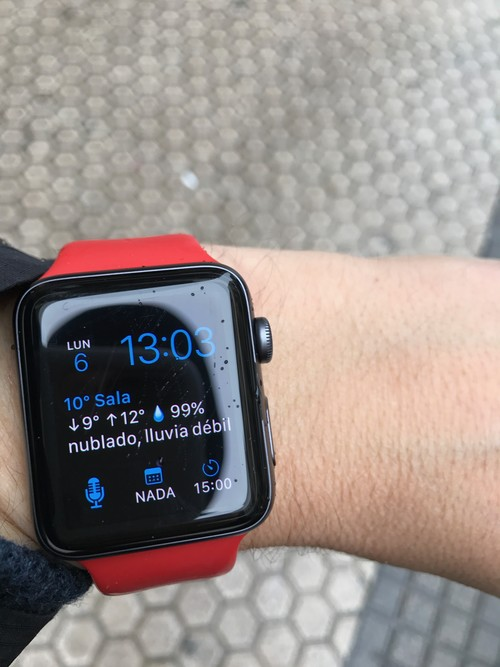 Apple Watch: este es mi watch face óptimo y por qué lo he elegido