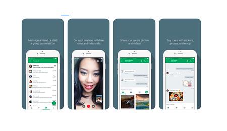 Hangouts Videollamadas En Grupo