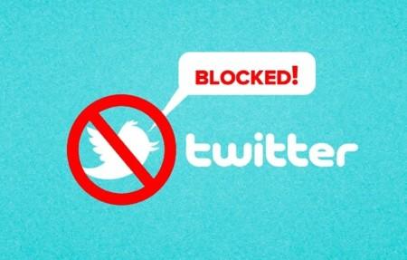 """Twitter y su funcionalidad """"Bloquear"""": ahora me ves, ahora no me ves, ahora me ves..."""