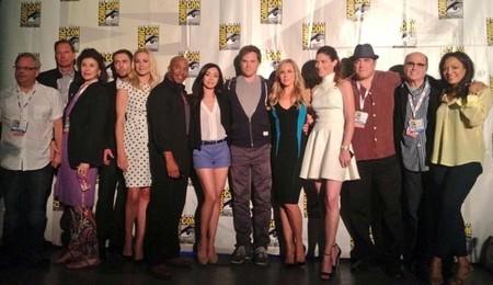 Comic-Con 2013: 'Dexter', 'Hannibal', 'Sherlock', 'Expediente X' y más
