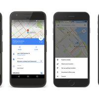 Cómo guardar dónde has aparcado en Google Maps para iOS y Android