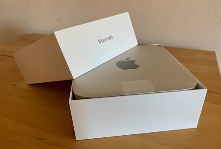 Mac Mini M1 Caja 2