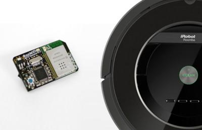 RooWifi, el complemento ideal para la Roomba y los makers