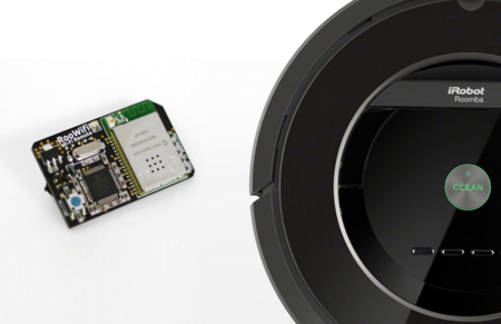 RooWifi, el complemento ideal para la Roomba y los makers