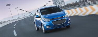 El Chevrolet Beat 2021 ya tiene cuatro airbags en México