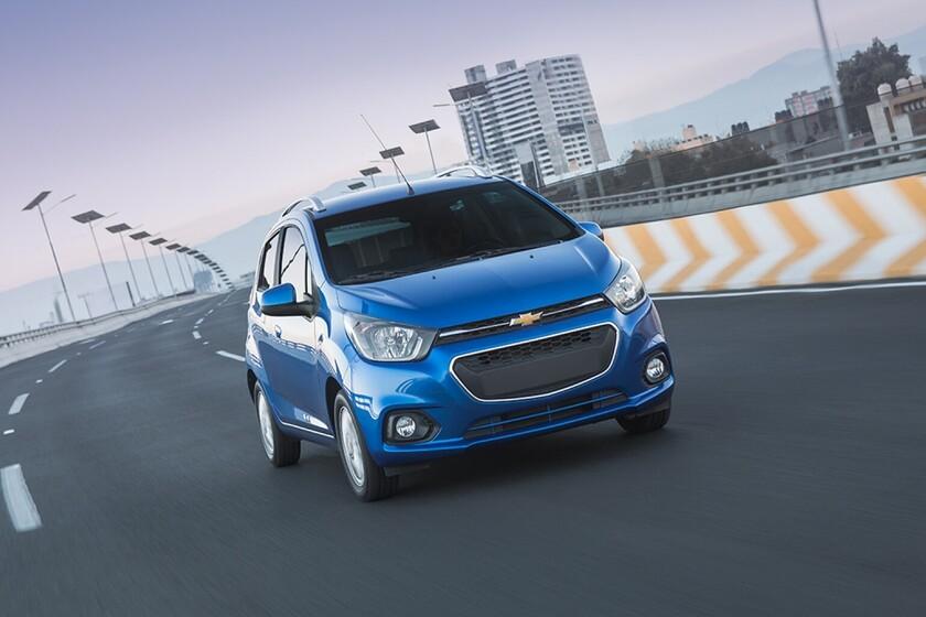 Chevrolet Beat 2021: Precios, versiones y equipamiento en ...