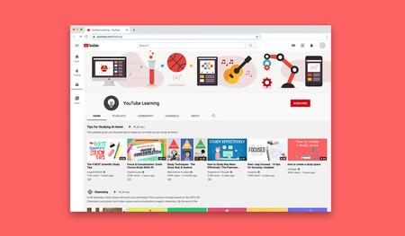 Google y YouTube lanzan diferentes herramientas dirigidas a padres y profesores para poder aprender y enseñar a distancia