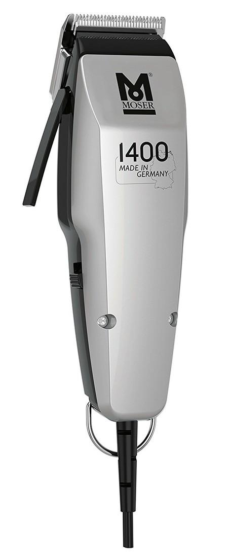 El cortapelos Moser 1400.0458 Edition 1400 está por 26,95 euros en Amazon