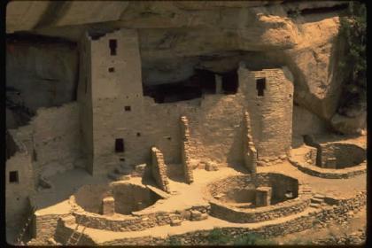 Colorado (III) : Parque Nacional Mesa Verde
