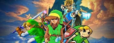 35 años de The Legend of Zelda: pasado, presente y futuro de la mejor saga de aventuras de los videojuegos