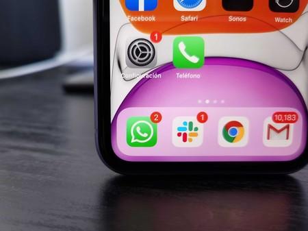 WhatsApp para iOS por fin deja de mostrar notificaciones de mensajes no leídos de chats silenciados