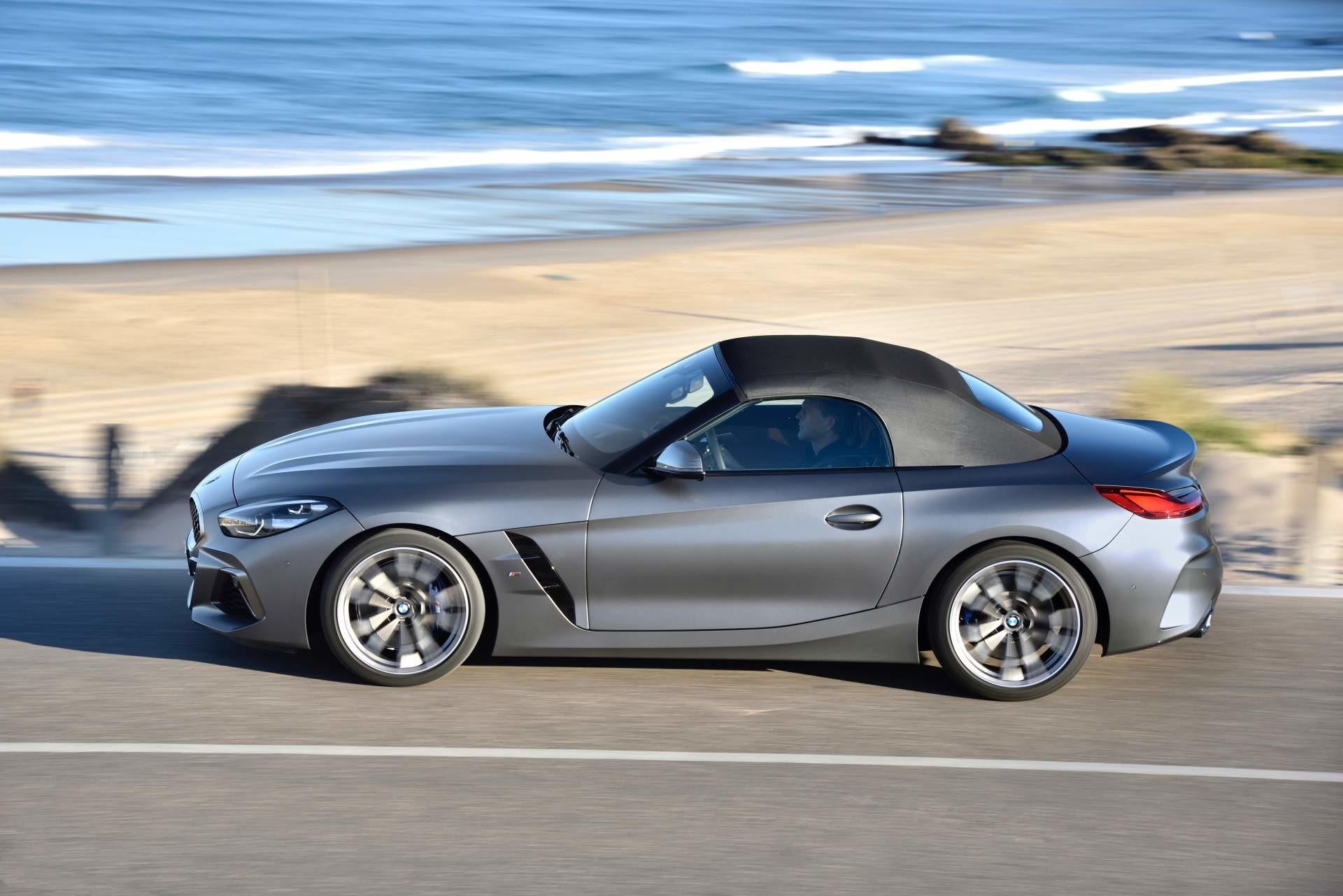 Foto de BMW Z4 M40i 2019 (35/84)