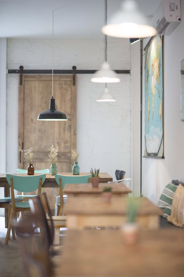 Foto de Family Room café (5/10)