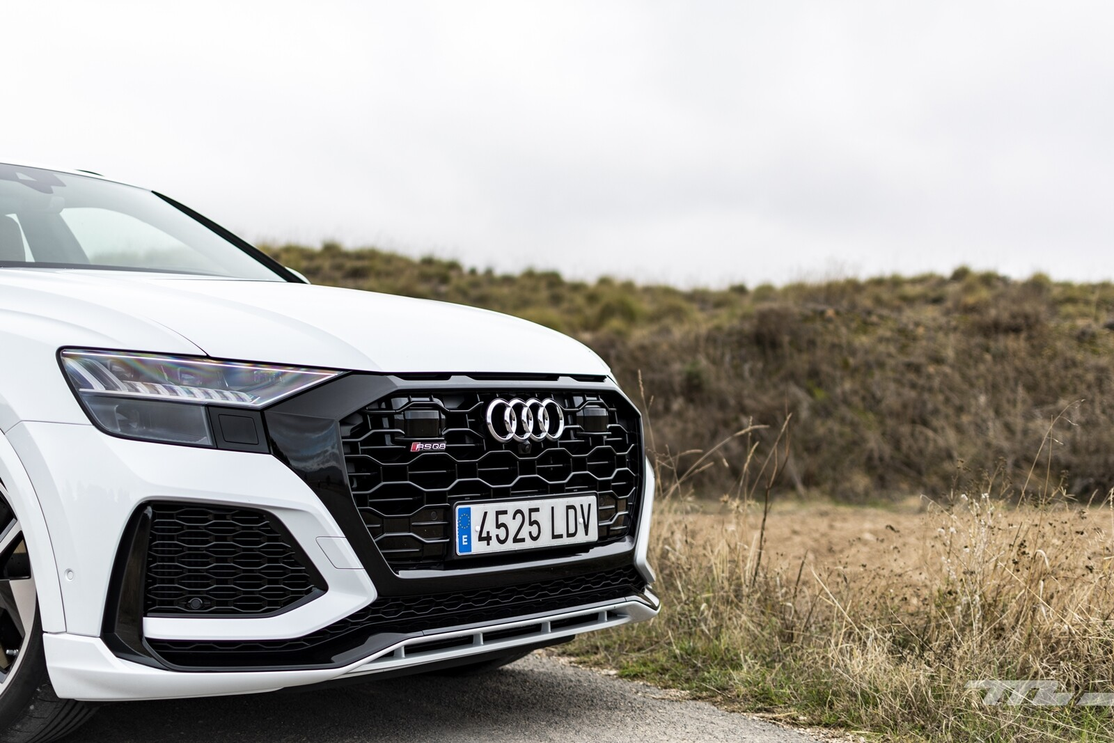 Foto de Audi RS Q8 2020, prueba (24/40)