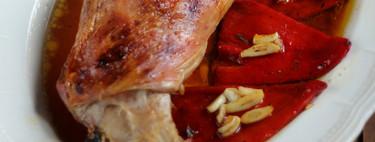 Paletilla de cordero cocinada a baja temperatura: más tierna es imposible