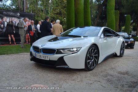 El BMW i8 se alzó con el trofeo de ganador