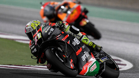 Aleix Espargaro Doha Motogp 2021