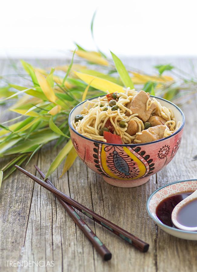 Noodles Asia Trend