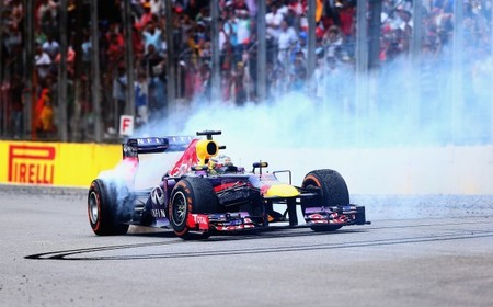 Sebastian Vettel asegura no tener nada que demostrar a nadie