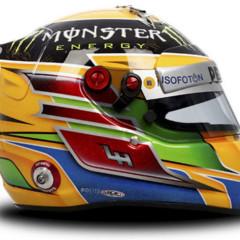 Foto 12 de 23 de la galería cascos-de-la-parrilla-de-formula-1-2013 en Motorpasión F1