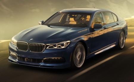 Alpina B7 xDrive: lo más parecido a un BMW M7, rumbo a Ginebra