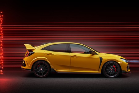 Honda Civic Type R 2020 Sport Line Limited Edition 015