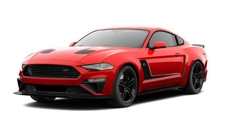 Roush JackHammer Mustang, el rival a vencer por el Shelby GT500