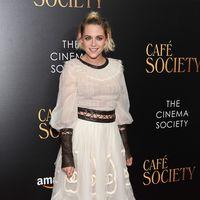 Kristen Stewart en el estreno de Café Society