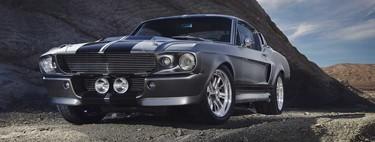 Si todavía suspiras por el Mustang Eleanor, buenas nuevas: Ya puedes adquirir tu réplica autorizada