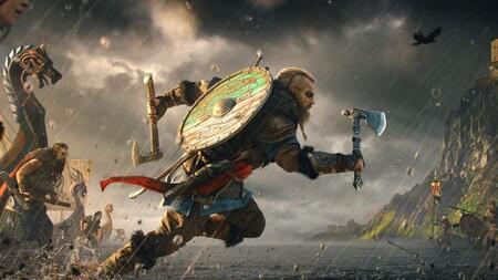 Misterio resuelto: descubren cómo conseguir de forma legal el arco escondido entre las piedras de Assassin's Creed: Valhalla