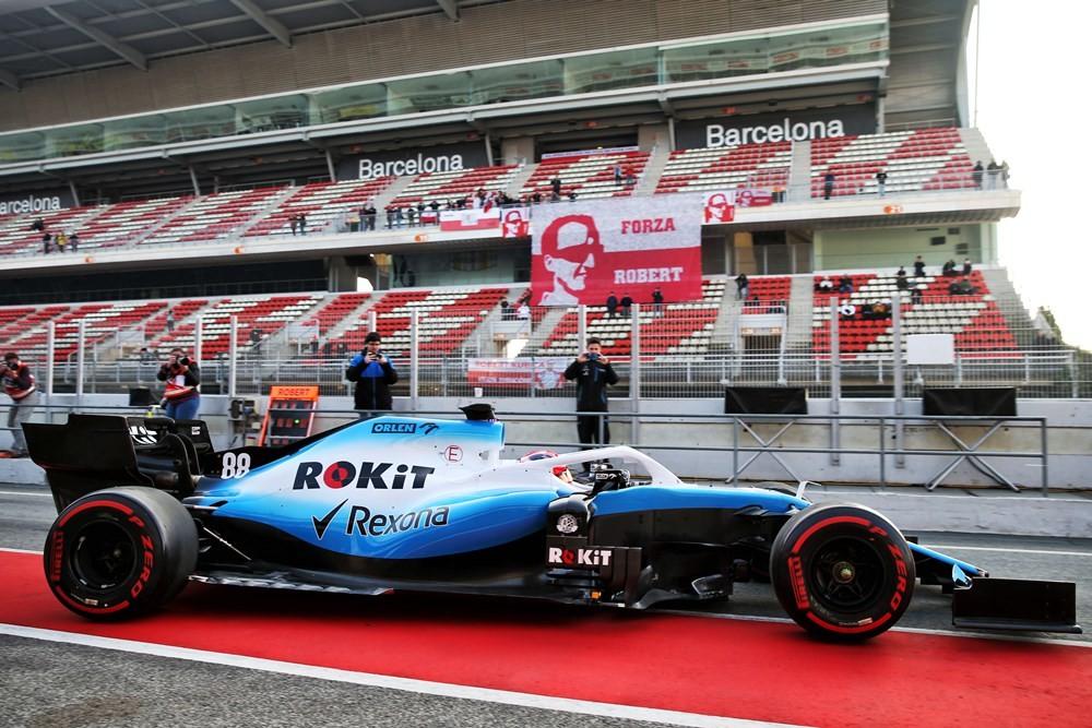 Foto de Rokit Williams Racing FW42-01 (3/7)