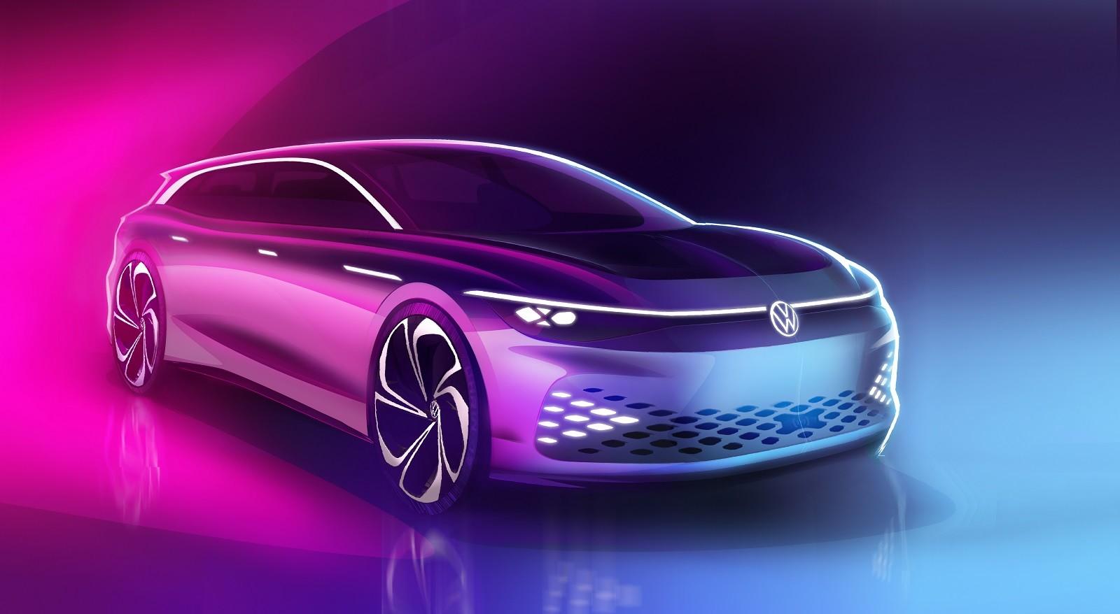 Foto de Volkswagen ID. Space Vizzion Concept (16/32)