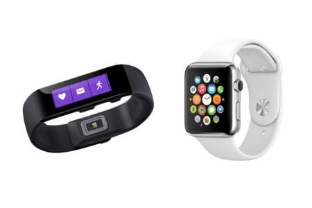 Microsoft Band mediría las pulsaciones del corazón mejor que el Apple Watch