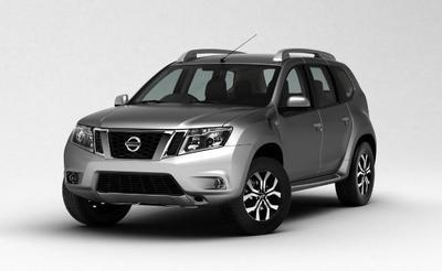 Oficial: Éste es el nuevo Nissan Terrano (el Duster japonés)
