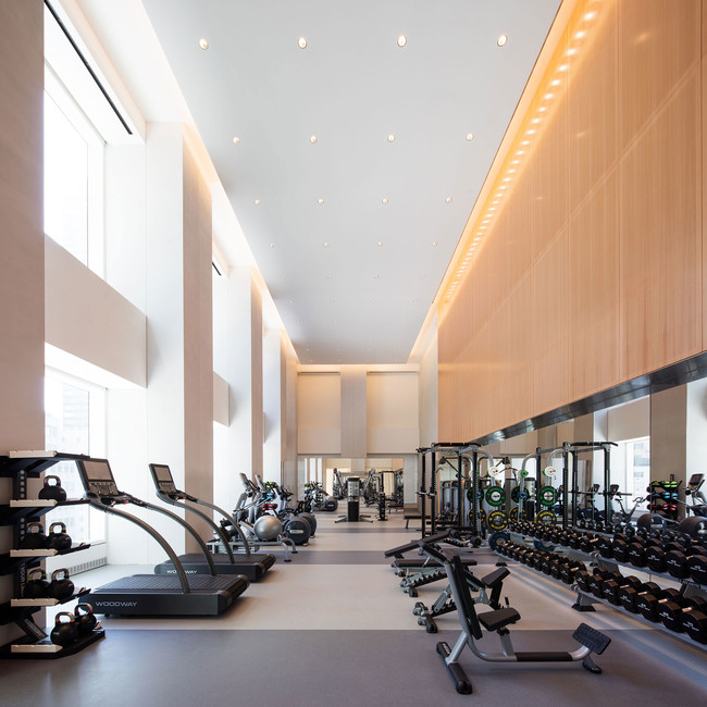Gym 432 de Tower