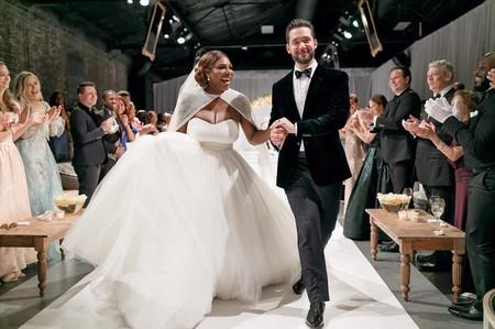 La lista de celebrities en la boda de Serena Williams suma a los más vips