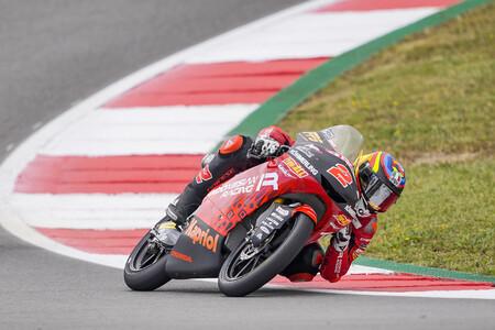 Rodrigo Jerez Moto3 2021