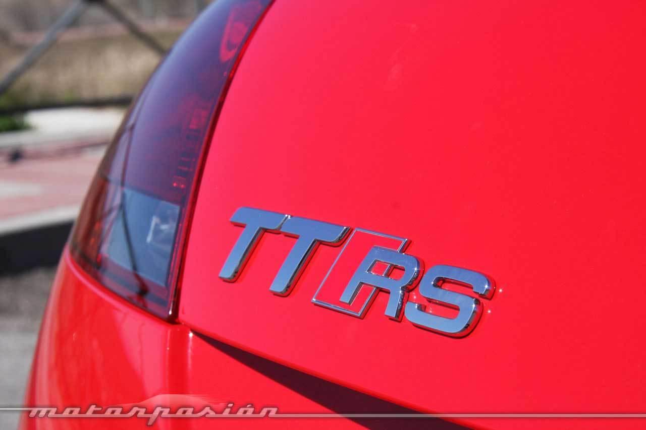 Foto de Audi TT RS S-Tronic (miniprueba) (19/51)