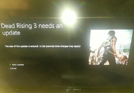 Dead Rising 3 recibe una gran actualización de 13GB